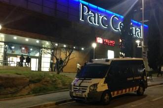 S'embolica una operació preventiva dels Mossos a Tarragona