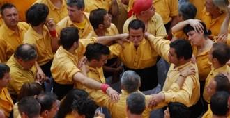Tres castells de 8 per Festa Major: el gran objectiu dels Bordegassos