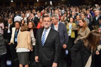 Vés a: Rajoy diu que els sobiranistes no «enganyaran la llei» el 27-S
