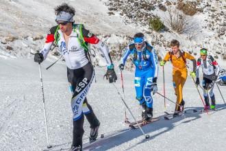 Kilian Jornet, amb opcions a la Copa del Món d'«skimo» individual i vertical