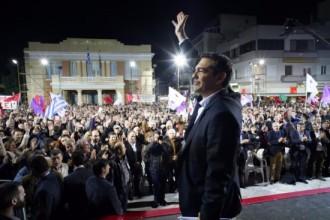 Vés a: Els últims resultats donen la victòria a Syriza amb el 35,67 % dels vots