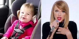 Una nena petita es torna boja amb una cançó de Taylor Swift [MOLT BO]