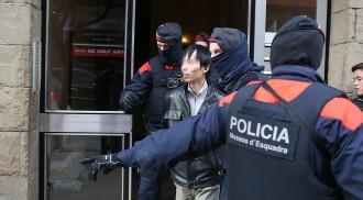 Els Mossos investiguen una xarxa xinesa d'explotació laboral a quatre poblacions catalanes