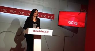El PSC, «satisfet» amb Grècia