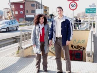Reclamen solucions al pas subterrani entre Riells i Viabrea i La Batllòria