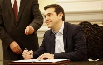 Tsipras ja és primer ministre