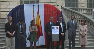 Edouard Beslay: «Que es vulgui la independència no ens és problema»