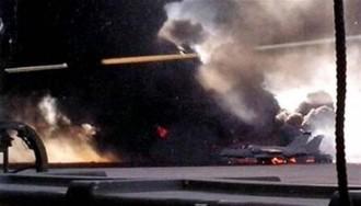 Vés a: Deu morts i tretze ferits en l'accident d'un avió militar grec a Albacete
