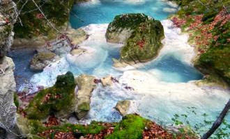 Vés a: La dissolució de les roques produeix el 50% del CO2 dels llacs
