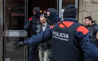 Desarticulada a Vic una xarxa d'explotació laboral de la màfia xinesa