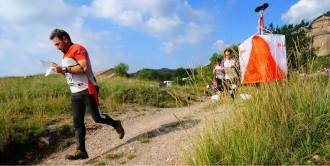 Més de 200 participants a Olvan a la Lliga Berguedà d'Orientació