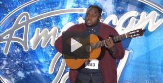 Un sense sostre emociona el jurat del concurs musical «American Idol»