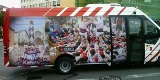 Xiquets i Sant Pere i Sant Pau, als nous busos públics de Tarragona