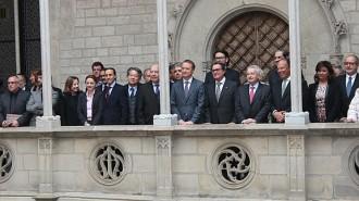 Artur Mas explica de primera mà als cònsols «el sentit polític del 27-S»