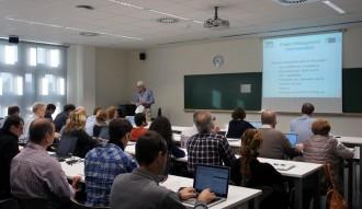 Vés a: 25  científics d'arreu d'Europa debaten sobre canvi climàtic a Tortosa