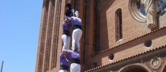 Els Castellers de Cornellà volen ser 150 per a «llençar-se al 8»
