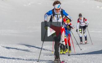 El vídeo de la vertical de la Font Blanca de la Copa del Món a Andorra