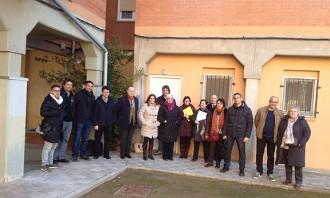Comencen les obres de rehabilitació de Cal 75 a Santpedor