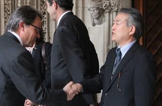 El PP, enfurismat perquè Mas expliqués el «conflicte» als cònsols