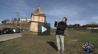 En Peyu descobreix la Torre de Pisa catalana a Vic