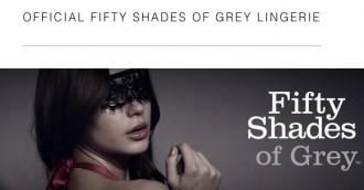 Una empresa crea la llenceria oficial de «50 ombres d'en Grey»