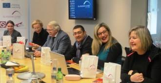 Terrassa participa en la comunitat europea de gestors de mobilitat internacional