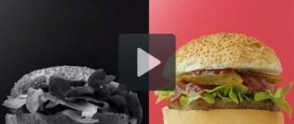 Com s'aconsegueix el deliciós aspecte dels anuncis de menjar?