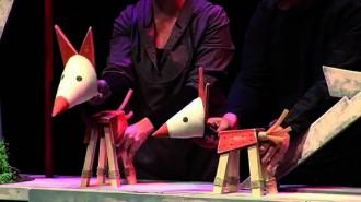 El Conservatori acull dissabte l'espectacle de titelles «Kissu»