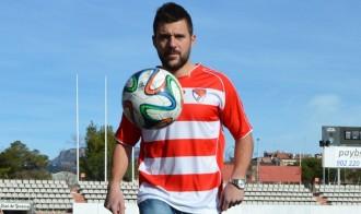 El Terrassa FC fitxa un nou davanter