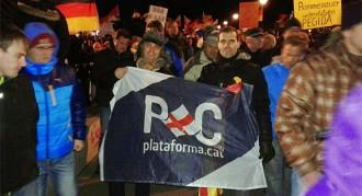 PxC anuncia un acte anti-islàmic de Pegida a Catalunya