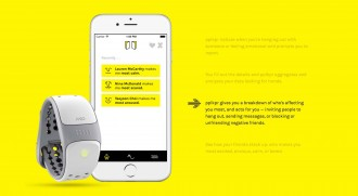 «Pplkpr», una aplicació que decideix quins amics et convenen més
