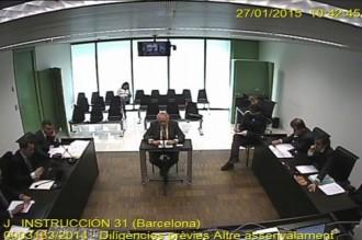 Manos Limpias reconeix haver filtrat el vídeo de Pujol al jutjat