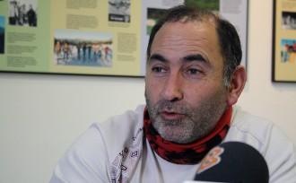 Jordi Capdevila: «A la comarca tenim un potencial increïble en espeleologia»