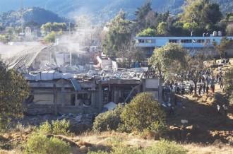 Tres morts i 66 ferits per una explosió de gas en un hospital infantil a Mèxic