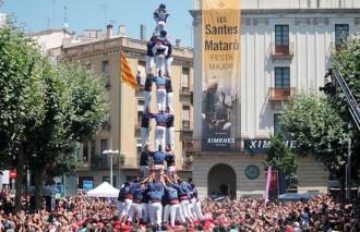 Minyons i Verds, a les Santes de Mataró per tercer any consecutiu