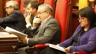 La «número 2» de Navarro a Terrassa abandona el PSC