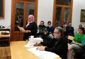 El ple de Sant Celoni condemna l'atemptat contra el setmanari Charlie Hebdo
