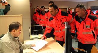 Vés a: Els bombers voluntaris de Tarragona presenten la seva dimissió