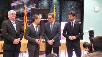 Vés a: Mas titlla el govern de Rajoy d'«adversari de Catalunya»