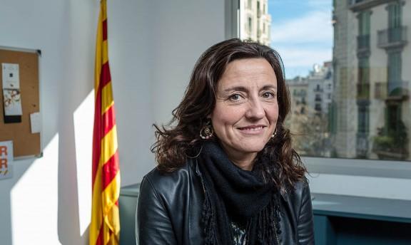 Mercè Conesa, presidirà la Diputació de Barcelona pel pacte CDC-ERC