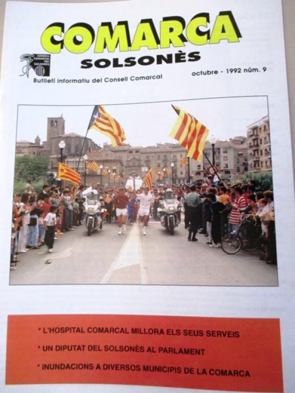 Fa 25 anys de la revista COMARCA