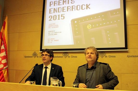Txarango i Els Amics de les Arts, principals nominats als Premis Enderrock