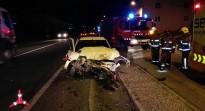 Dos ferits en un accident a la N-260 entre Ripoll i Campdevànol