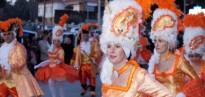 Vés a: Somnis de Disbauxa i Montser High guanyen a la rua de la Platja de Calafell