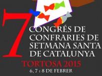 Unes 200 persones assistiran al 7è Congrés de Confraries de Setmana Santa, a Tortosa