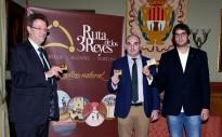 Alcanyís, Morella i Tortosa presenten la web de la ruta dels Tres Reis