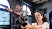 Un atracament amb pispes novells sacseja el bar de «Solisombra»