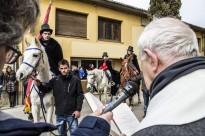 Vés a: Sant Miquel de Balenyà celebra durant tres dies la Festa dels Tres Tombs