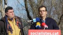 Jordi López Leor, candidat del PSC a l'alcaldia de Móra la Nova