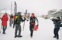 Joel Jaile completa la proesa i acaba segon la Yukon Artic de 720 km